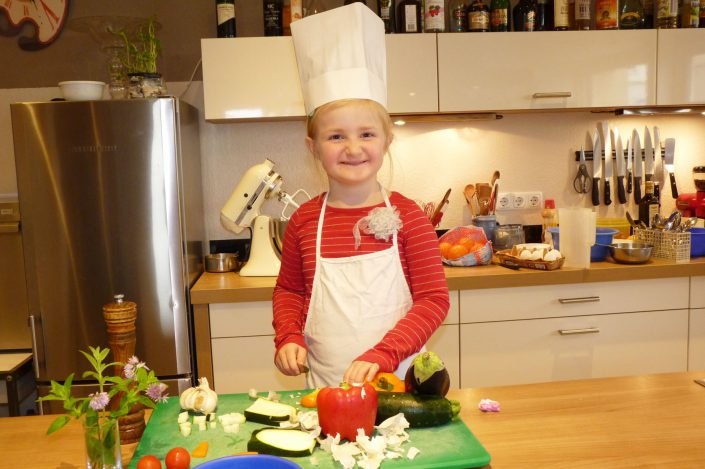Kochschule im Allgäu · Kochkurse im Kochstudio bei Dieter Mayer | {Kochschule für kinder 26}